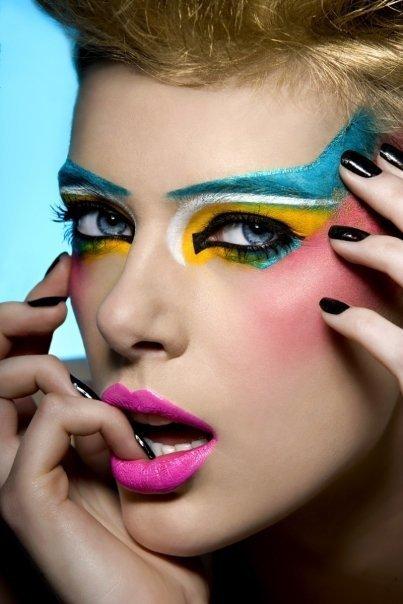 Make Up Me Pretty Neon Crazy