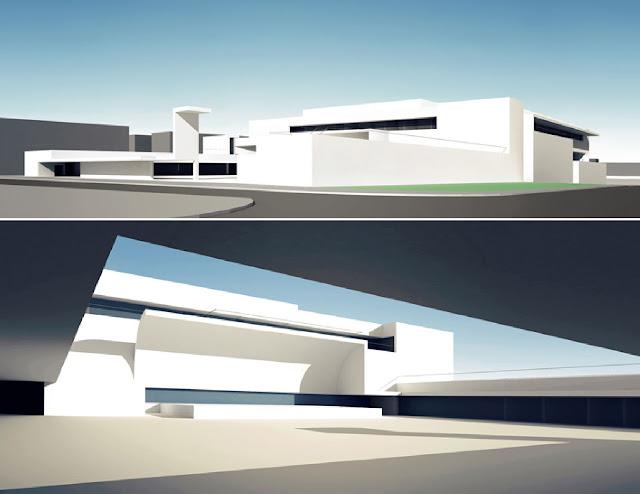 07 Città dell'Arte e della Musica by Álvaro Siza
