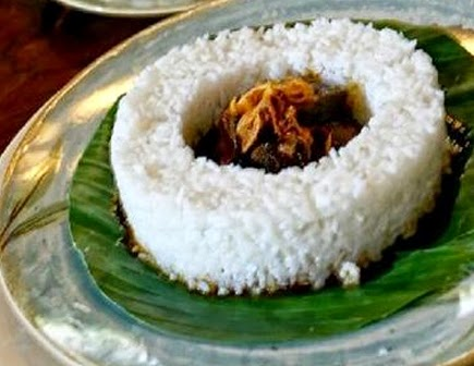 Resep Nasi Daging Jemblung