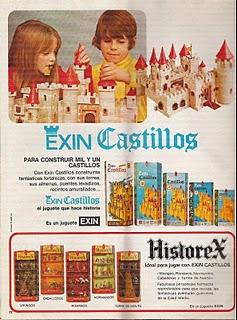 Los jueguetes de mi infancia