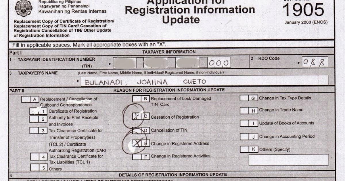 Sample certificate of business name registration choice image sample certificate of business closure images certificate design sample letter application tax clearance certificate images sample yadclub Images
