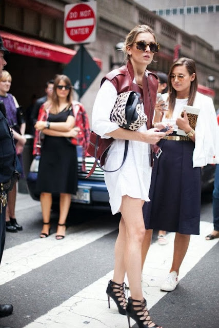 Burgundy Leather Jacket, Street Style, Fashion Trends, Fall Trends 2013