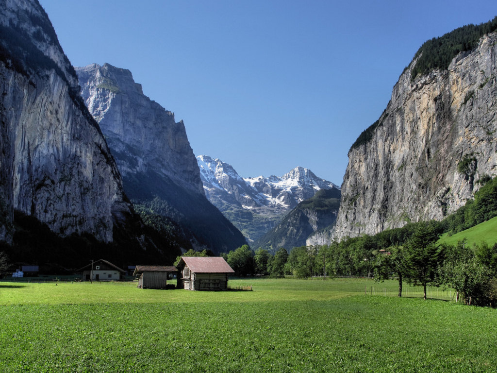 World Visits: Switzerl...