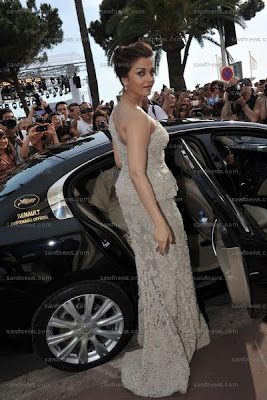Aishwarya Rai Exquisite in Elie