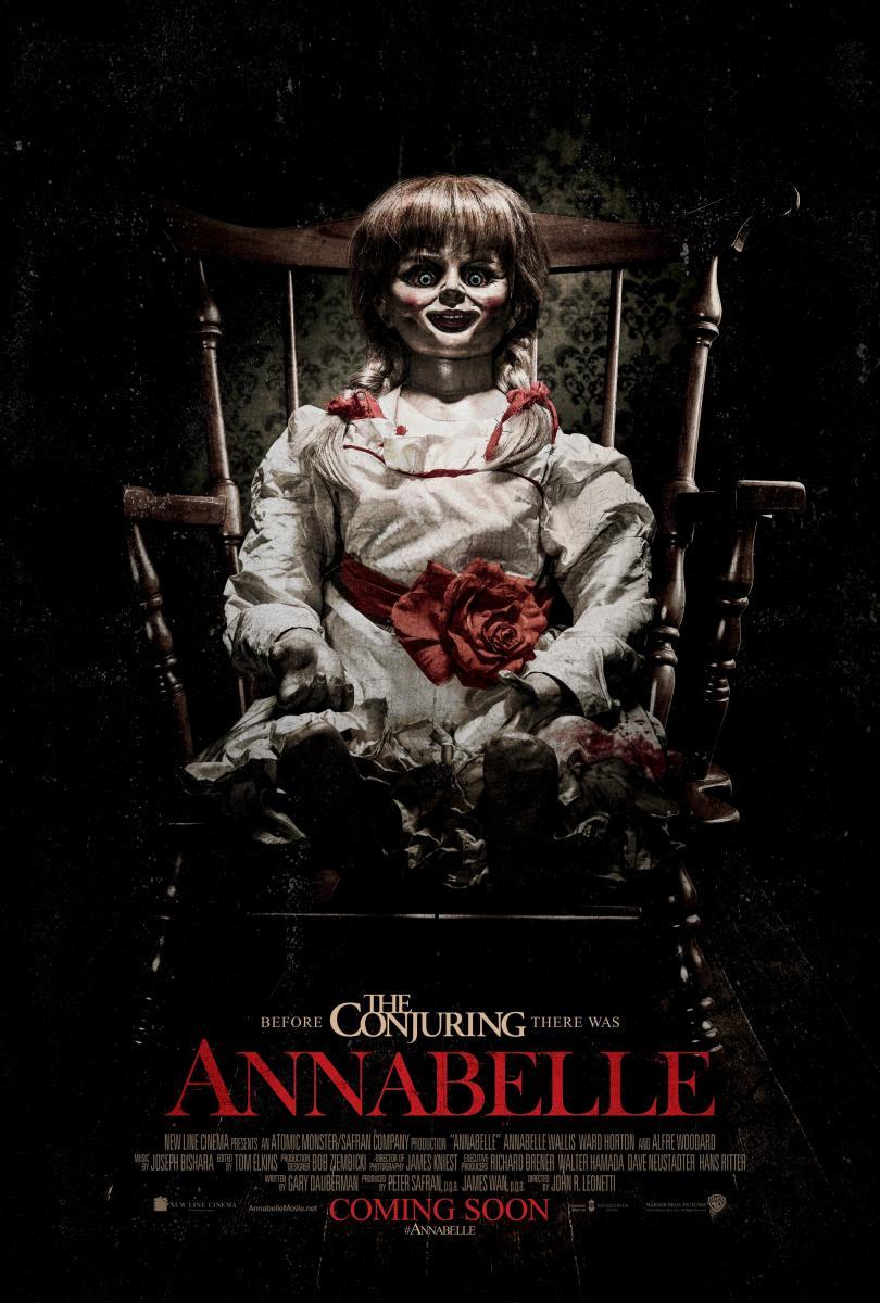 Annabelle 2014