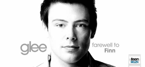 Glee, Finn Anma Bölümünden Tanıtım Yayınlandı