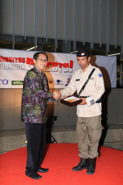 Prestasi Komunitas Cinta Pejuang Indonesia