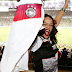 Rihanna Celebrated Germany Winning the World Cup