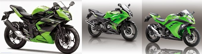 Komparasi Catatan Waktu Ninja RR Mono VS Ninja 150RR VS Ninja 250FI