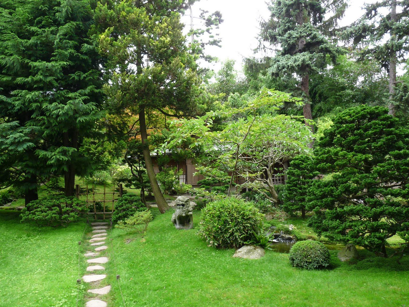 Mes autres carnets jardins albert kahn for Grand jardin en friche