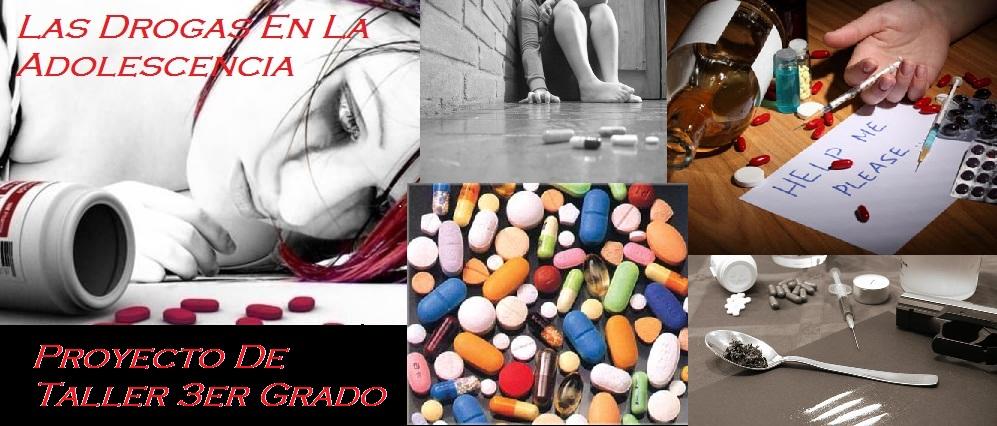 La Droga En La Adolescencia