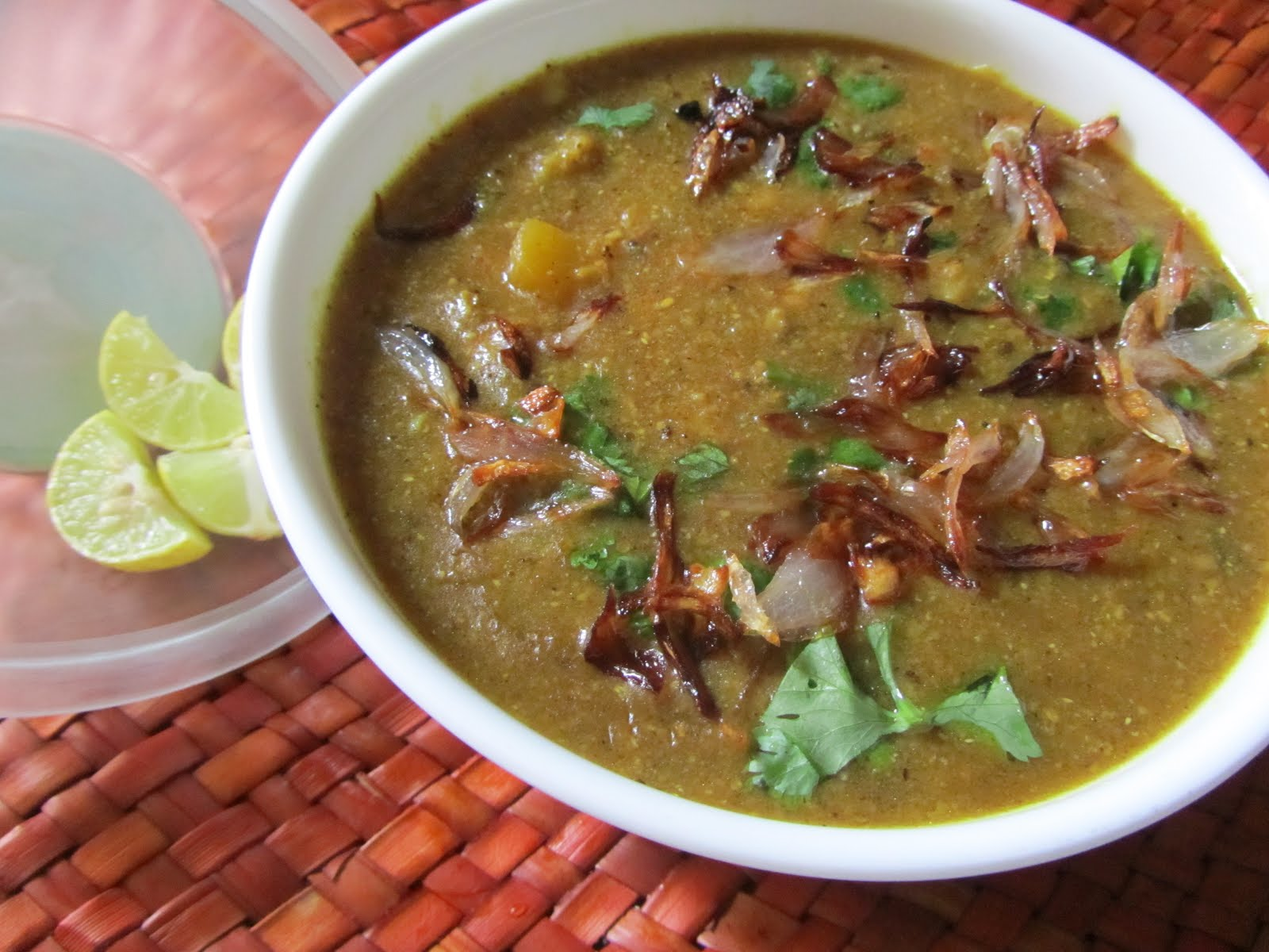 When my soup came alive haleem again meatless wheatless haleem again meatless wheatless forumfinder Images