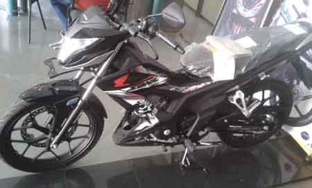 Sonic 150R black