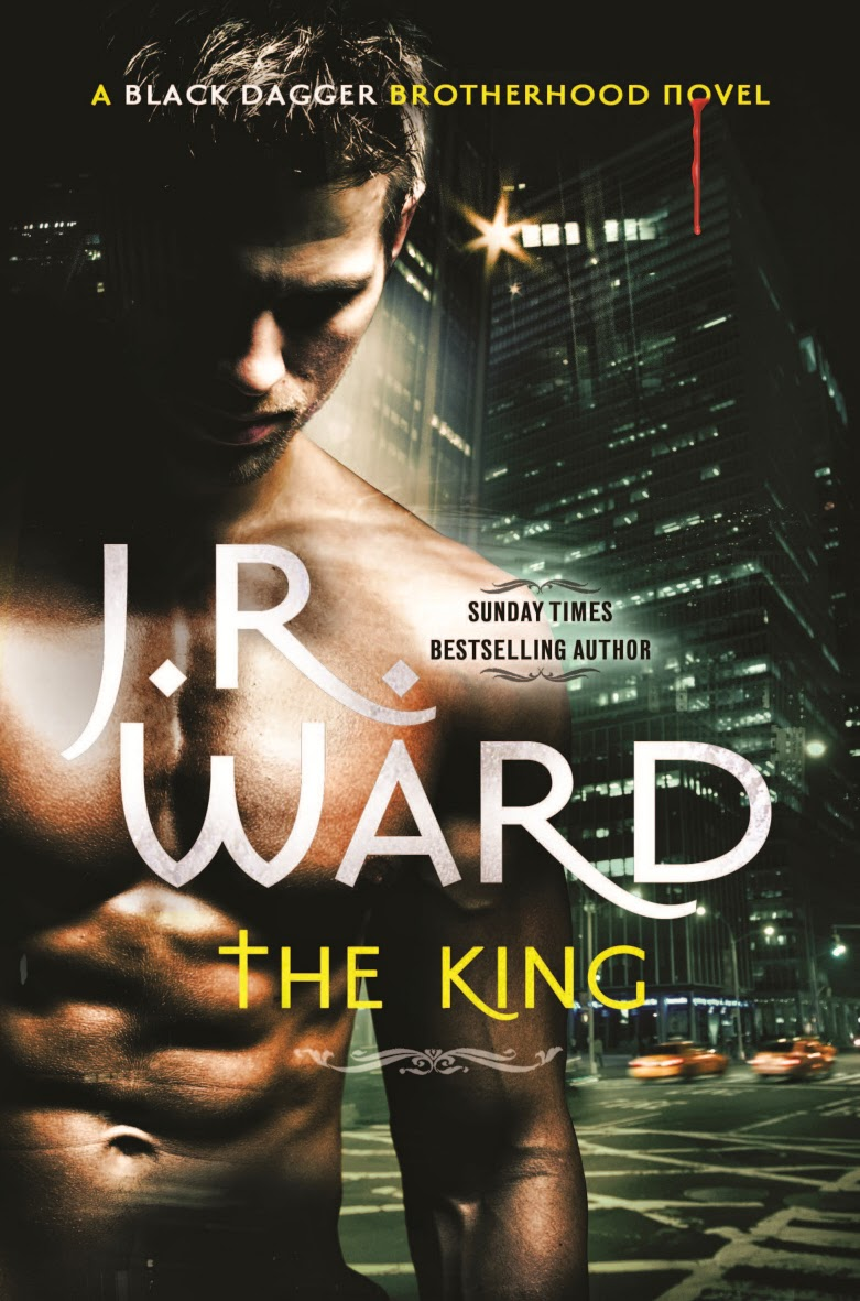 'the King' Black Dagger Brotherhood #12 By Jr Ward