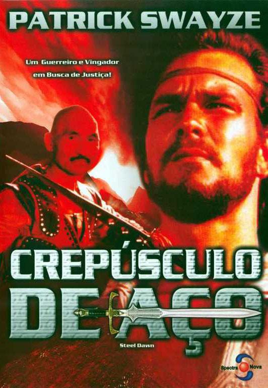 Crepúsculo de Aço Torrent - Blu-ray Rip 720p Dublado (1987)