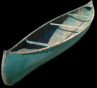Possible Strickland Canoe