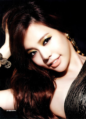 sunny snsd instyle 2013