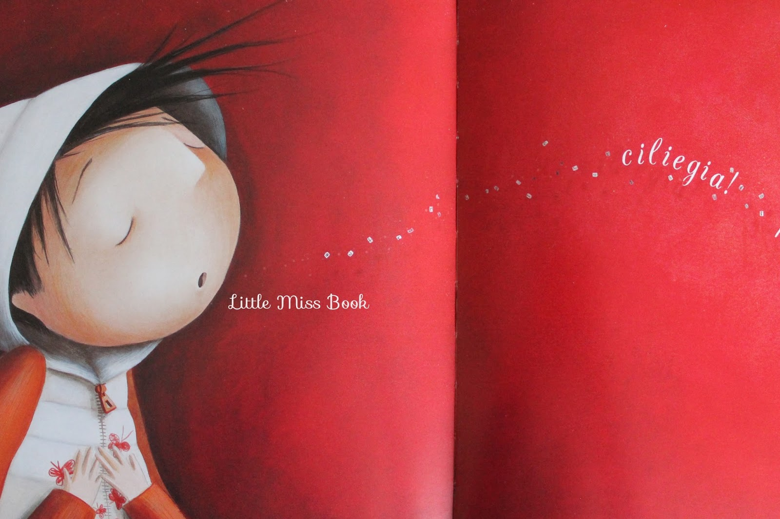 Little Miss Book Fingerbook La Grande Fabbrica Delle