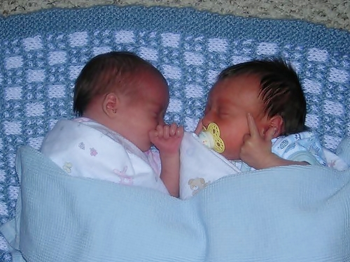 twins baby pictures