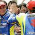 Duo Suzuki Pimpin Balapan di MotoGP Katalunya