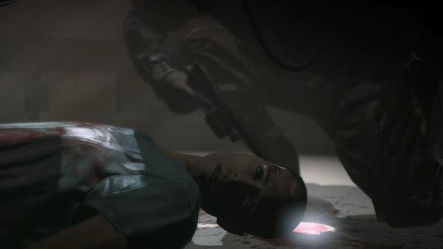 Metal Gear Solid V: The Phantom Pain cyprus hospital