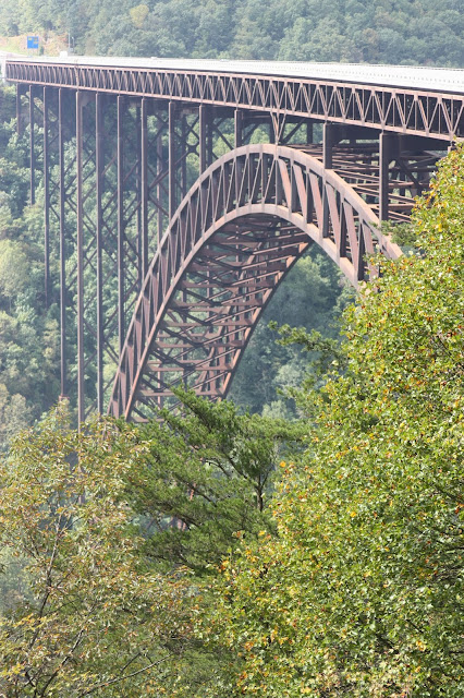 New River Gorge Bridge Arch