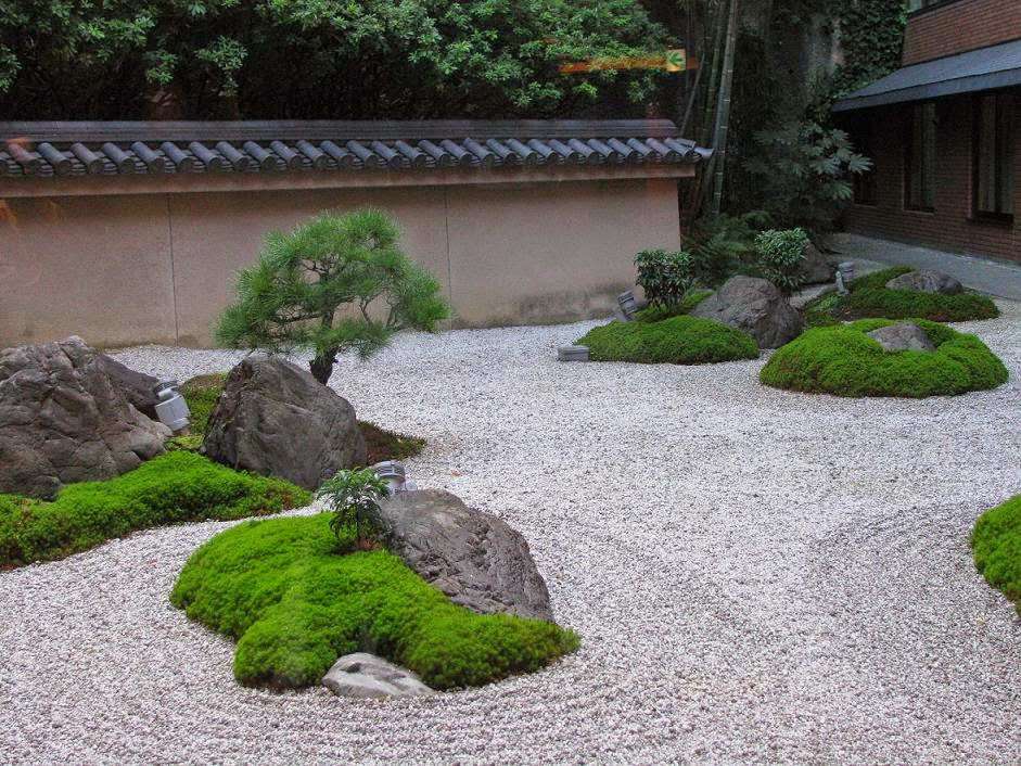 Bon How To Make Decorating Japanese Rock Garden
