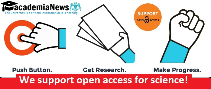 Bilim için açık erişimi destekliyoruz!