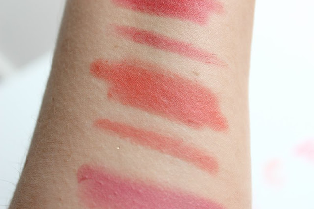 Collection Matt Lip Butters Review Swatches