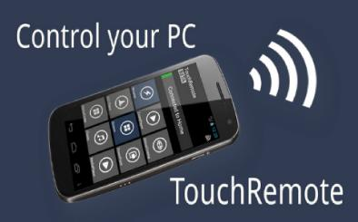 TouchRemote - PC Remote Control App For Android | Trickosoft