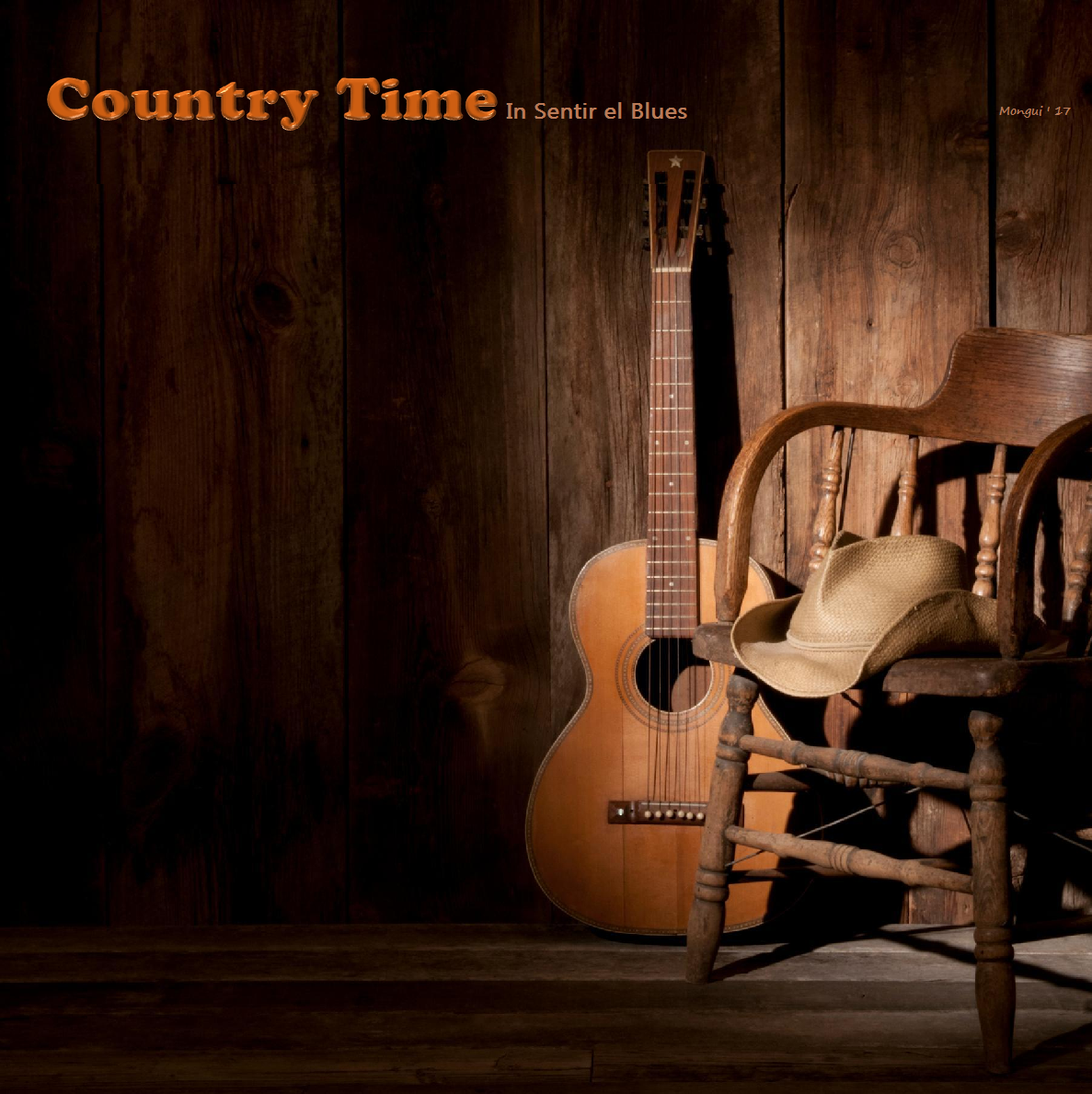 COUNTRY TIME In Sentir el Blues