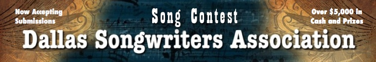 Dallas Songwriters Song Contest