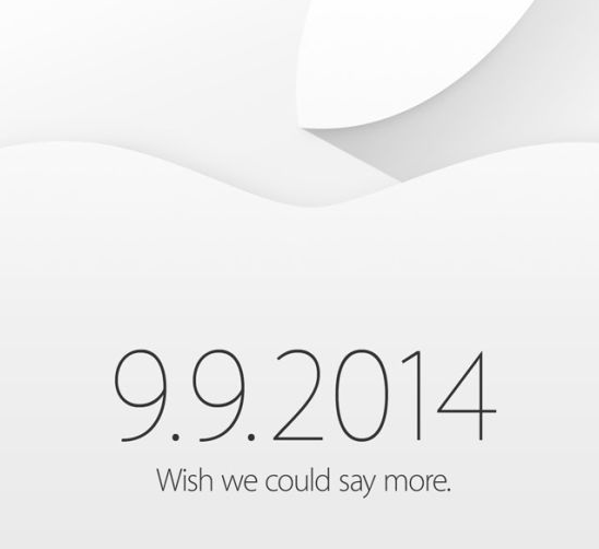 Apple's September 9, 2014 Event Live Streaming Video Link for Keynote via iOS, OS X, Windows, Apple TV