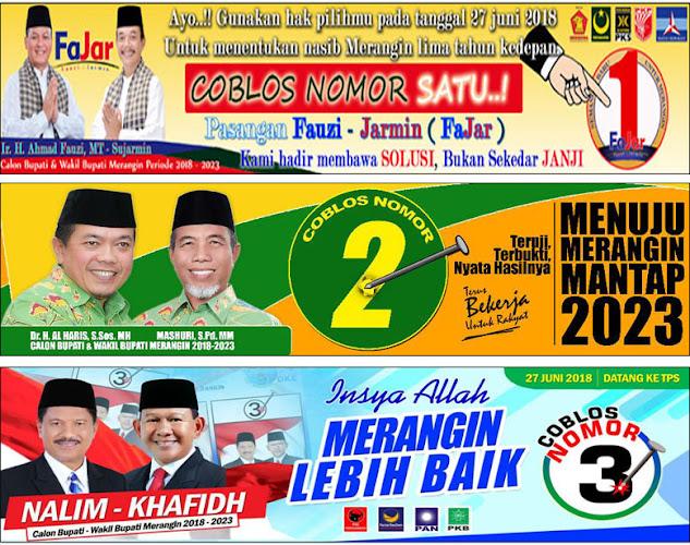 Pilkada Serantak Rabu 27 Juni 2018
