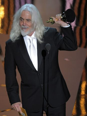 Look Robert Richardson Oscar 2012