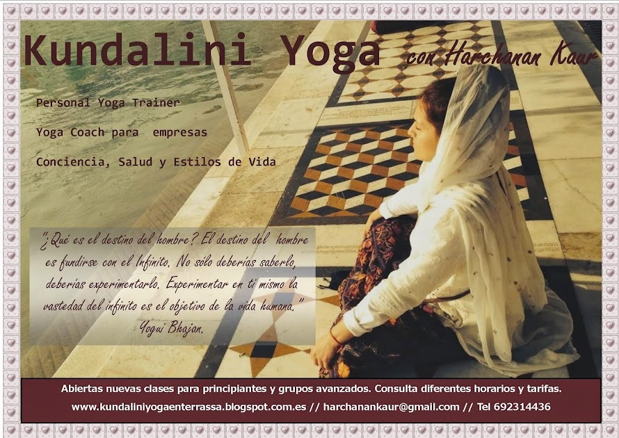 Kundalini Yoga en Terrassa