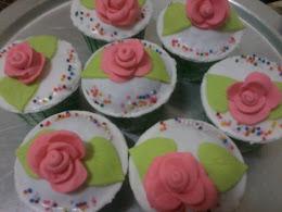 ~CUP CAKE FONDANT~