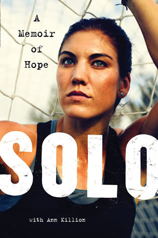Biografia de Jogadora hope solo