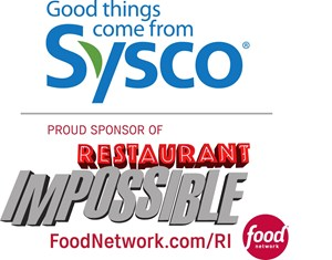 Sysco Restaurant Impossible Logo