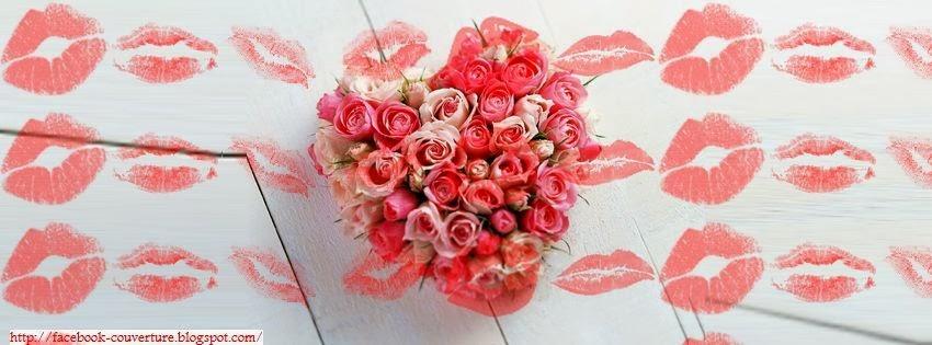 Photo de couverture facebook pour st valentin