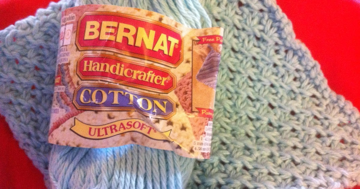 Vogue Knitting Stitch A Day Calendar : Jenns Yarn Addiction: Tiny Daisies Washcloth Pattern