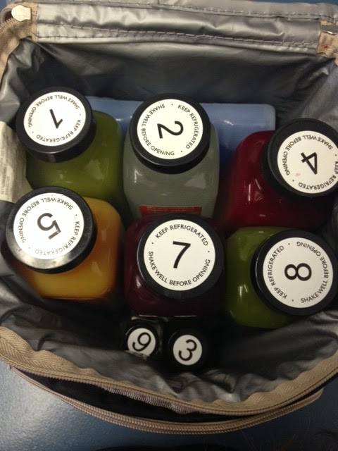 Raw Juice Guru Delivery Cooler