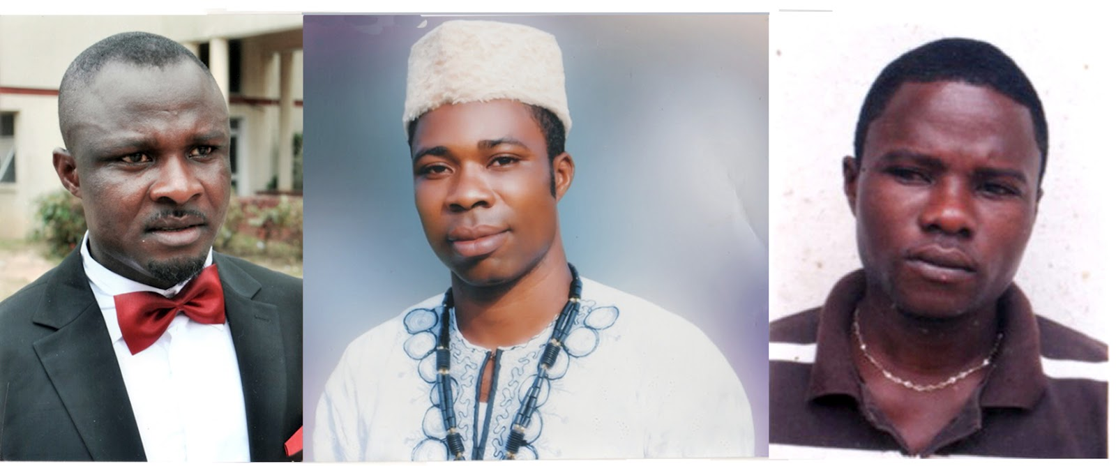 Faces of Three Brother Slain By Akwa Ibom State Government Security