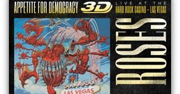 Guns n' Roses publican en noviembre la película 'Appetite for Democracy'