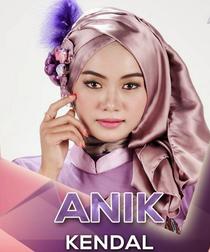 Anik Dari kendal tersenggol 20 maret 2015 tadi malam.
