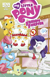 MLP Friends Forever #19 Comic