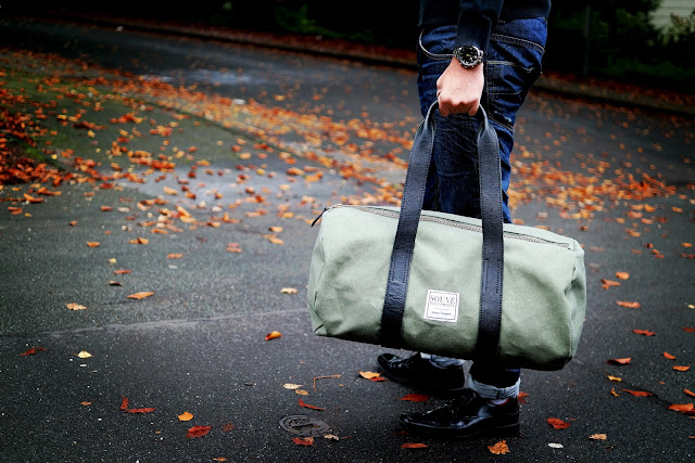 SOUVE BAG COMPANY - Easy Traveller mit Stil | Wenn das Atomlabor auf Tour ist, dann elegant