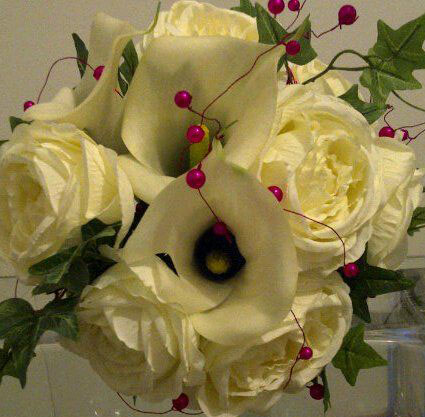 Supplier spotlight an alternative to fresh wedding flowers the name of my business was the easy parti offer a bespoke service which includes consultations giving me a feel for what the brides likes are mightylinksfo