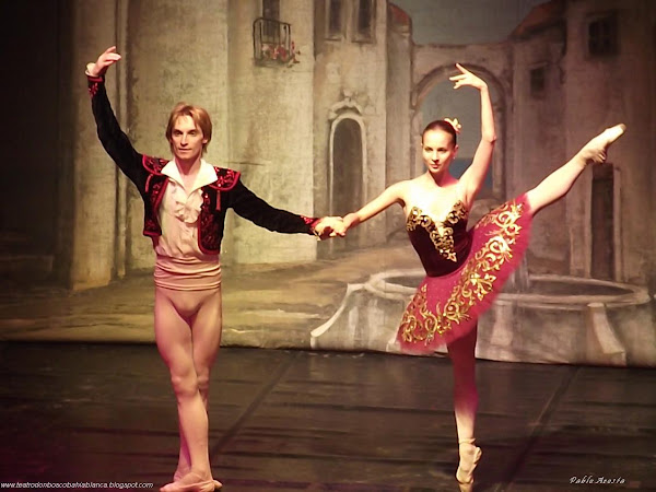 Ballet Nacional de Kiev en Bahía