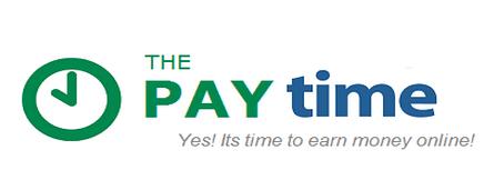 thepaytime logo | Website